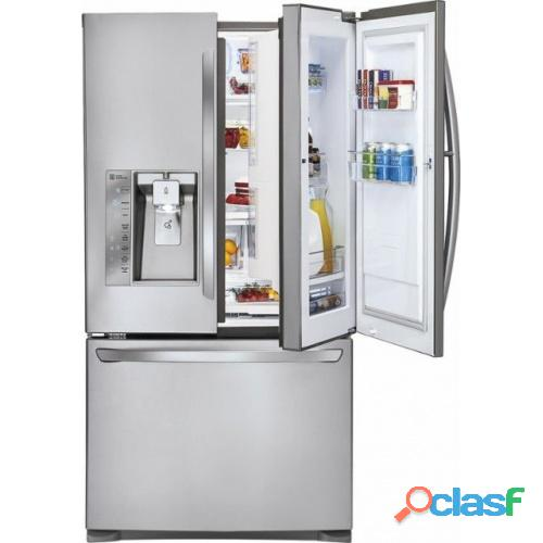 "LG   Door in Door 28.6"" French Door Refrigerator"