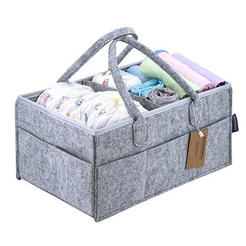 Baby diaper caddy organizer diaper holder car nursery craft