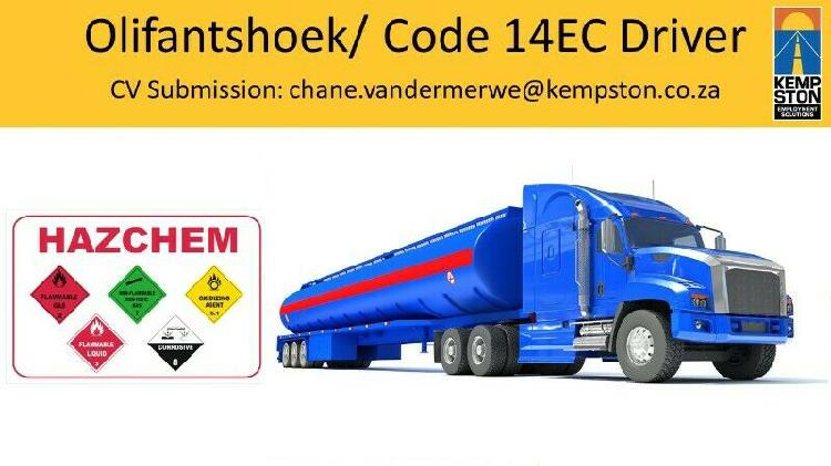 Code 14EC driver