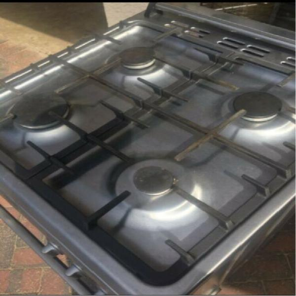 Defy gas stove, electric oven