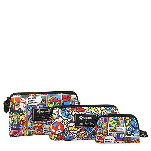 Jujube be set travel accessory bags, tokidoki collection -