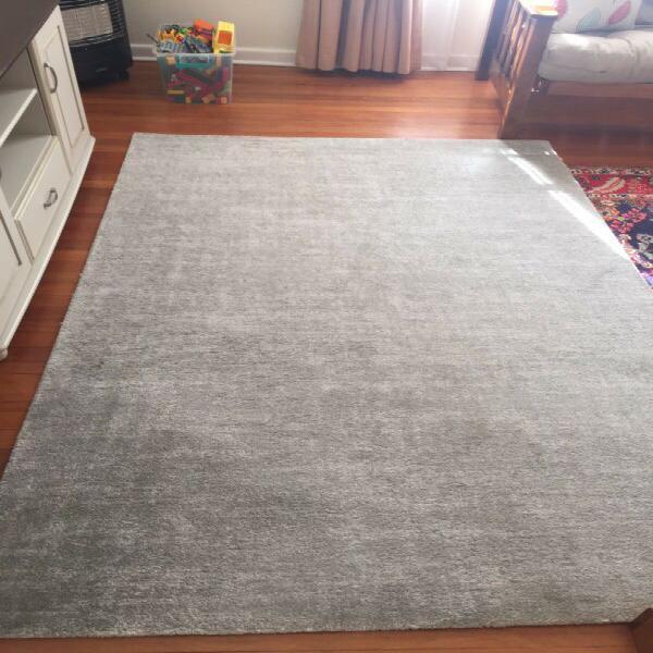 Loose carpets