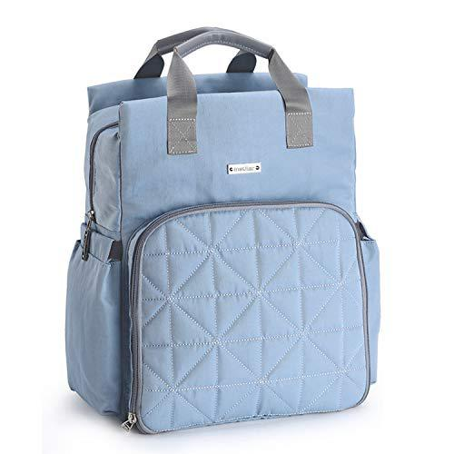 Samaz diaper tote bag baby diaper bag backpack waterproof