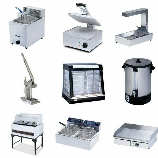 Take away and restaurant equipment - brand new