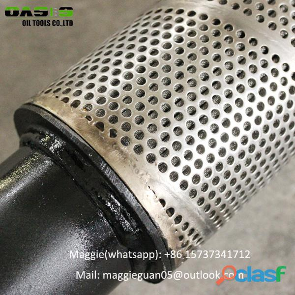 Premium Sand Control Screens Multi Layer mesh screen pipes gas well screens