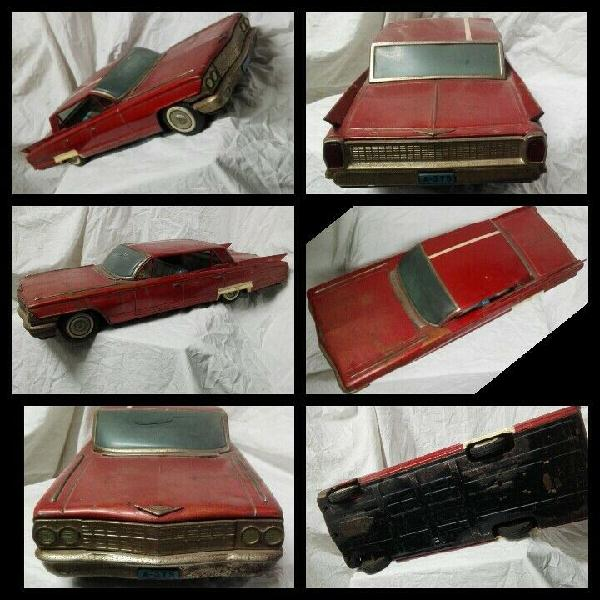 Cadillac Tin Toy Car