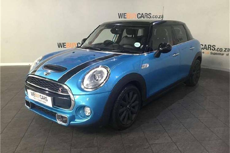 Mini hatch cooper s hatch 5 door 2015