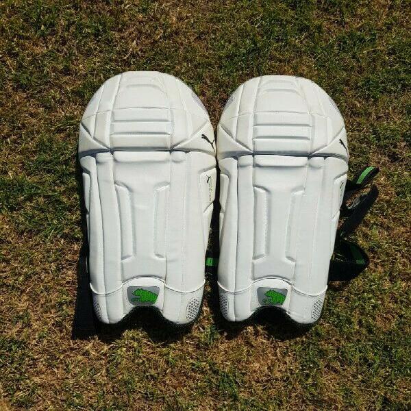 Puma Ballistic cricket pads
