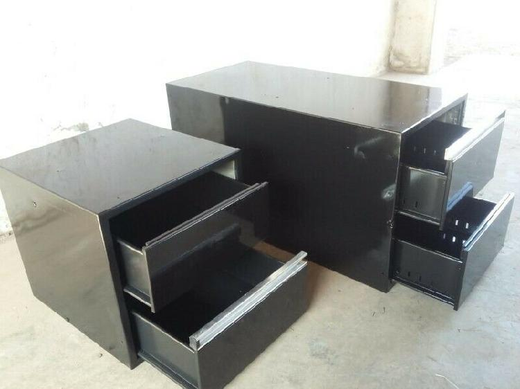 Secondhand heavy duty metal filing cabinets