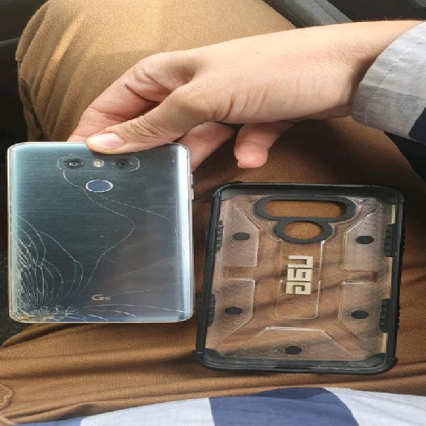 Selling LG G6