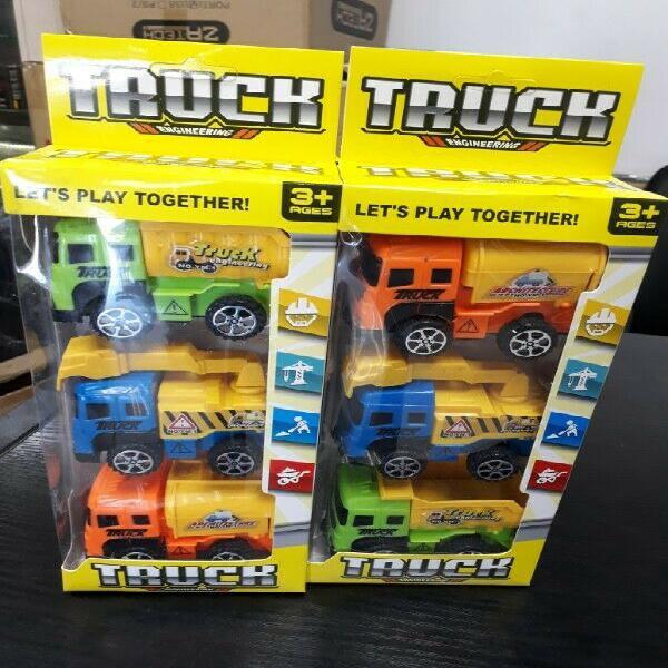 TRUCK ENGINEERING KIDS TOYS