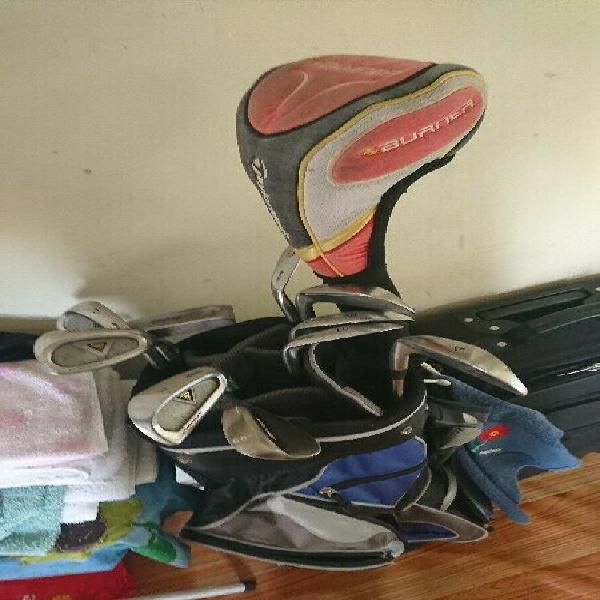Taylormade and Mizuno golf Set