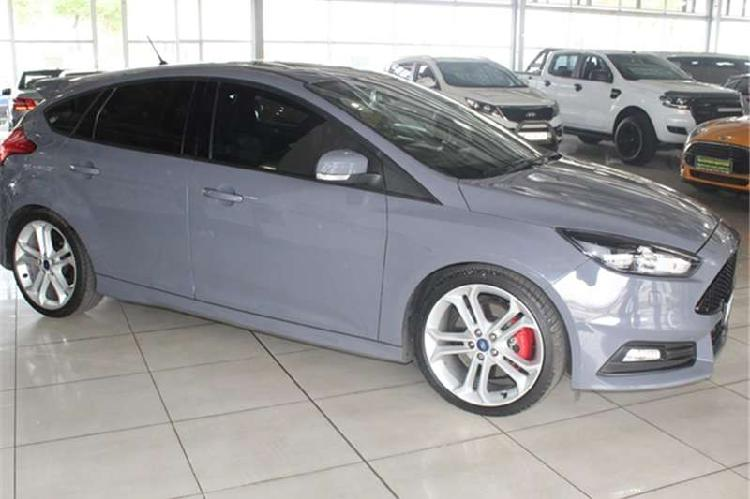 Ford focus st 3 2017