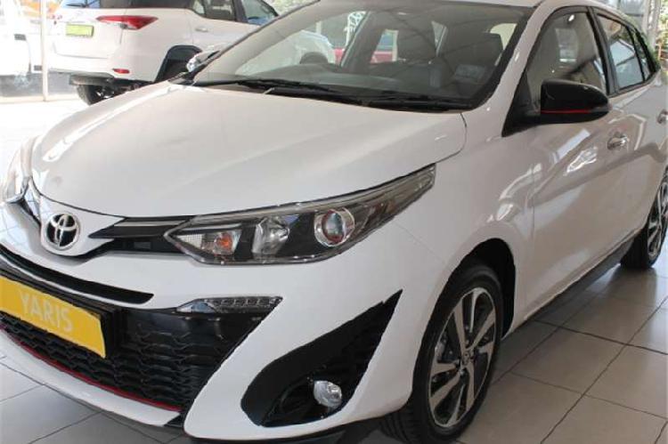 Toyota yaris hatch yaris 1.5 sport 5dr 2019