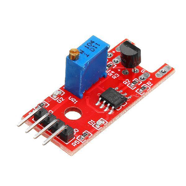 3pcs KY-036 Metal Touch Switch Sensor Module Human Touch
