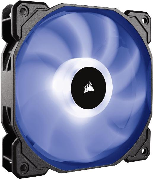 Corsair 3-pack sp120 rgb led high performance 120mm fan's
