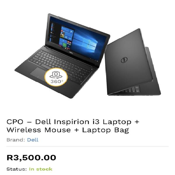 Dell latitude i3 laptop