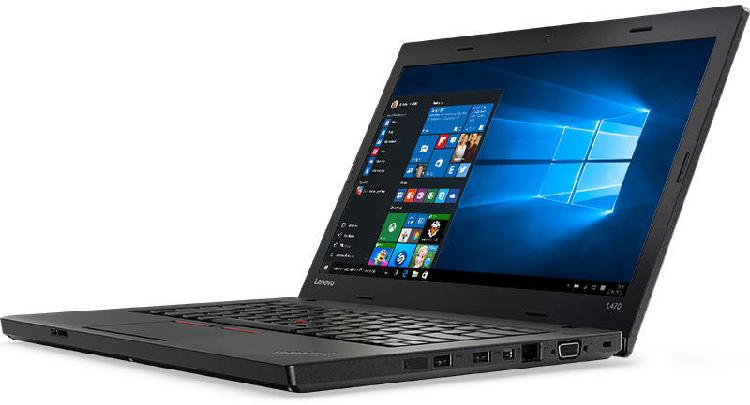 Lenovo thinkpad l470 | core i5 7200u 7th gen 2.5ghz | 4gb