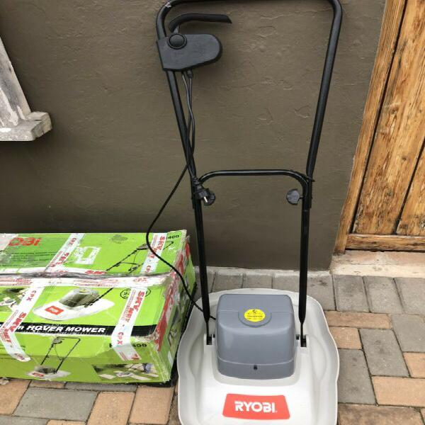 Lawnmower - brand new & unused in box ryobi flymo/ hover