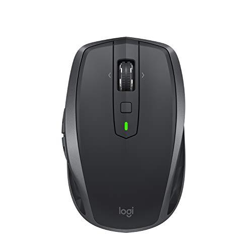 Logitech mx anywhere 2s wireless mouse use on any surface,