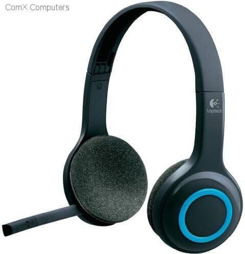 Logitech wireless headset h600 - logitech 2kg