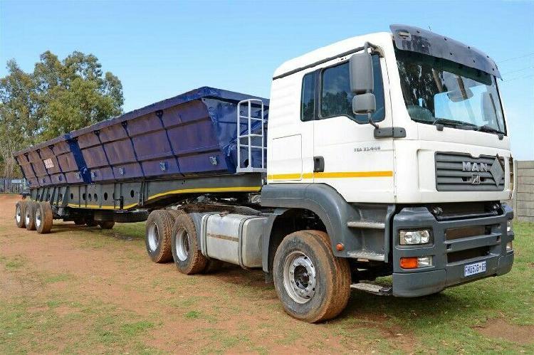Man trucks /full hydraulic system installation with warranty