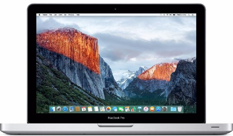 Macbook pro 13.3-inch | core i5 2.5ghz | 4gb ddr3 ram |