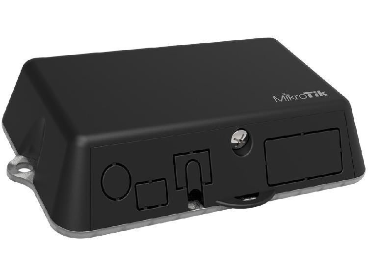 MikroTik LtAP Mini LTE Router Dual SIM and GPS  
