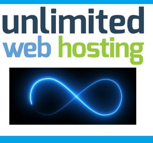 Unlimited website hosting unlimited domains, websites,