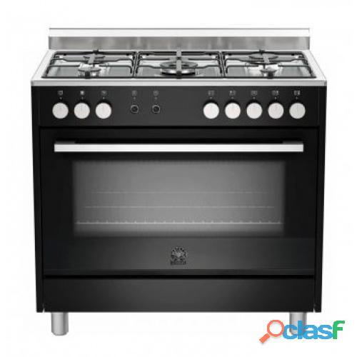 La Germania Europa 90cm Gas Hob/Electric Oven   Black (TUS95C81DNE)
