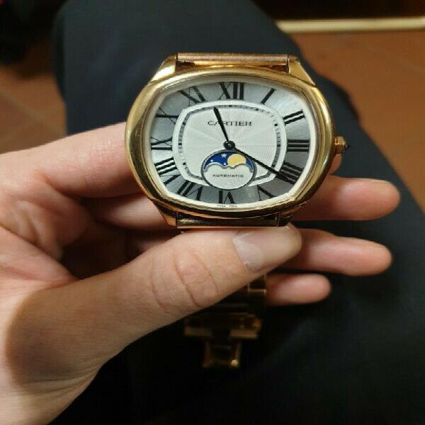 Cartier mens watch