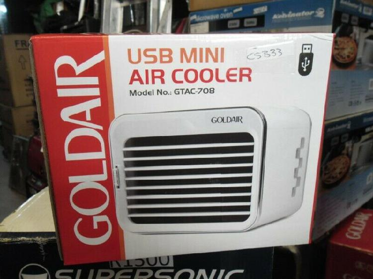Goldair mini air cooler new