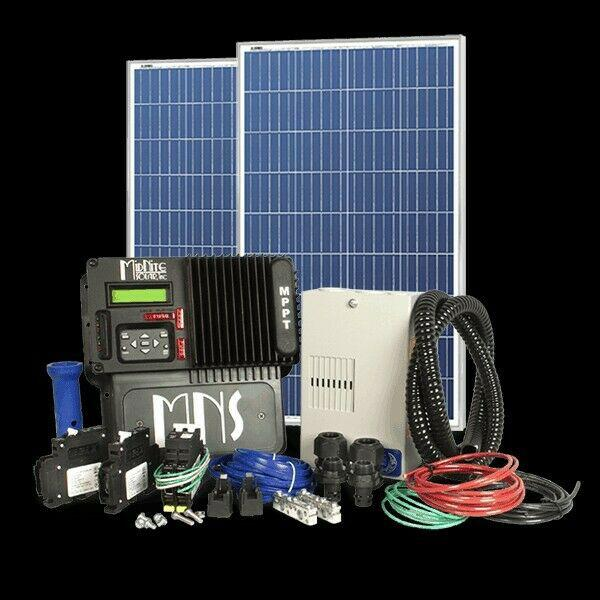 Last few solar kits sold at cost!