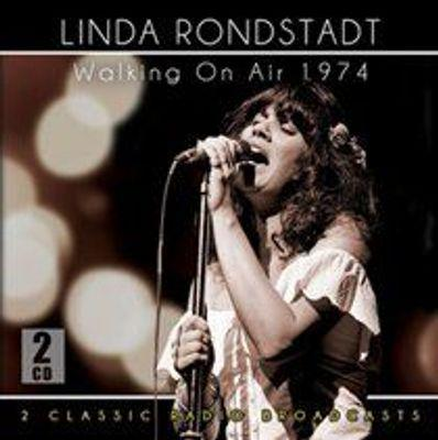 Walking On Air 1974 (2 Classic Radio Broadcasts) (CD)