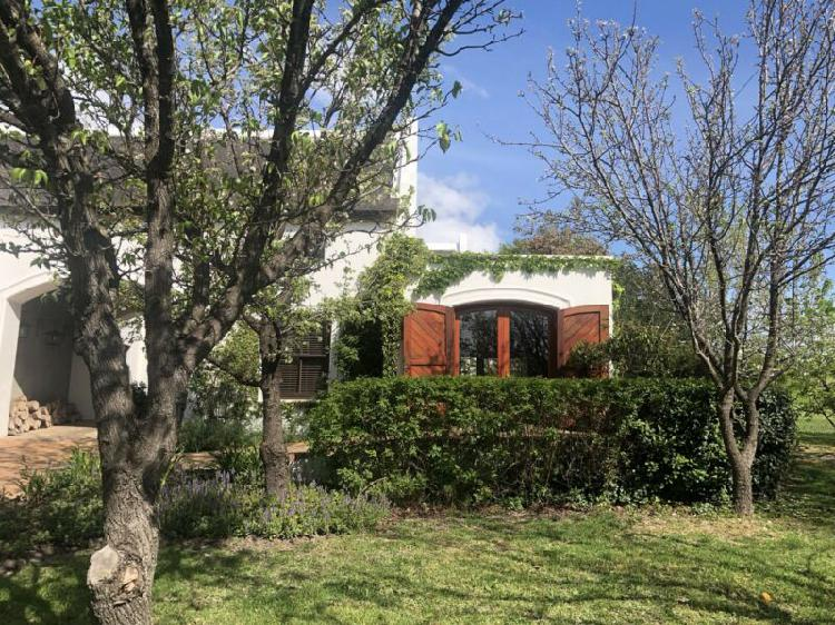 De zalze 1 bedroom garden cottage