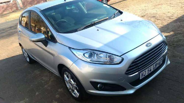 Ford fiesta ecoboost 1.0 litre turbo charge