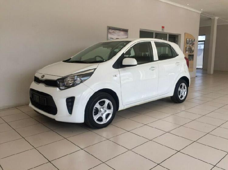 Kia picanto 1.0 street, white with 26000km, for sale!