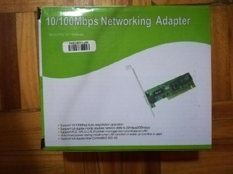 Lan cards / networking adapters