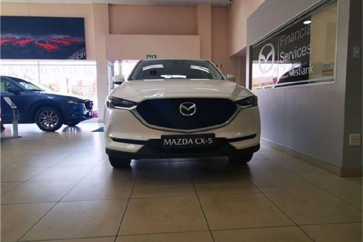 Mazda cx-5 2.2de akera a/t awd 2019