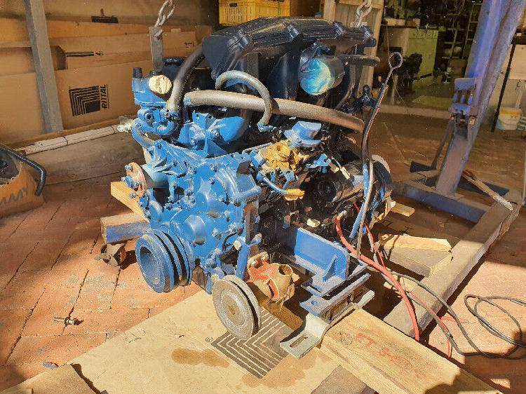 90hp isuzu marine diesel engine (brand new)