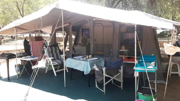 Jurgens expo caravan