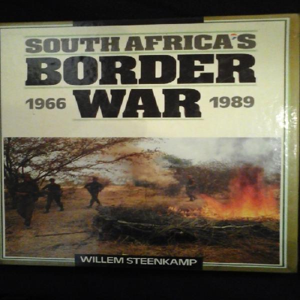 South africa's border war 1966-89 - willem steenkamp