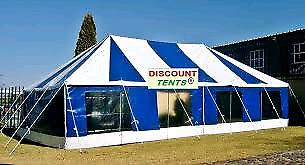 Tents now in nelspruit