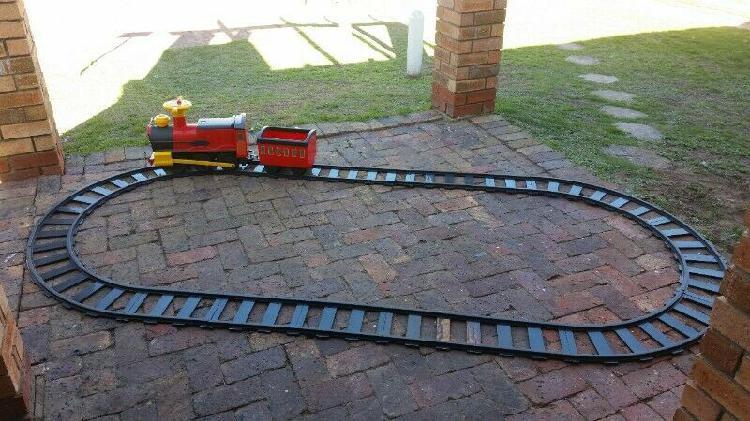 Baby train. electrick