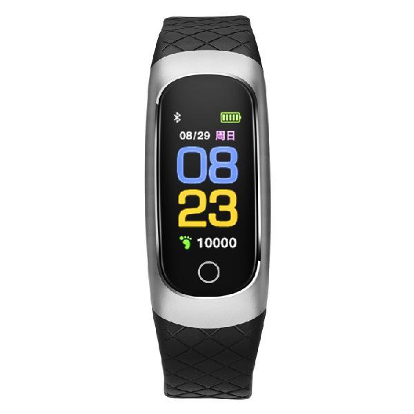 Bakeey 0.96 inch heart rate blood pressure sport bluetooth