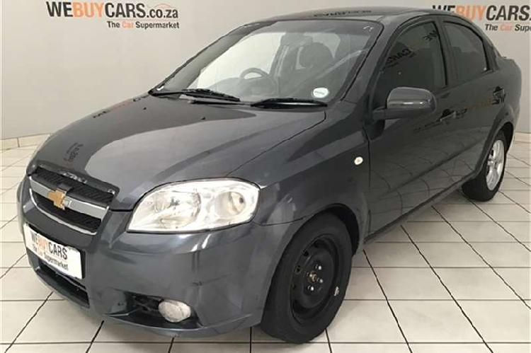 Chevrolet aveo 1.6 ls sedan automatic 2016