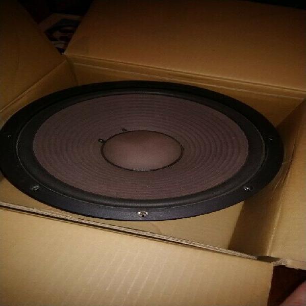 Fostex 305 speakers