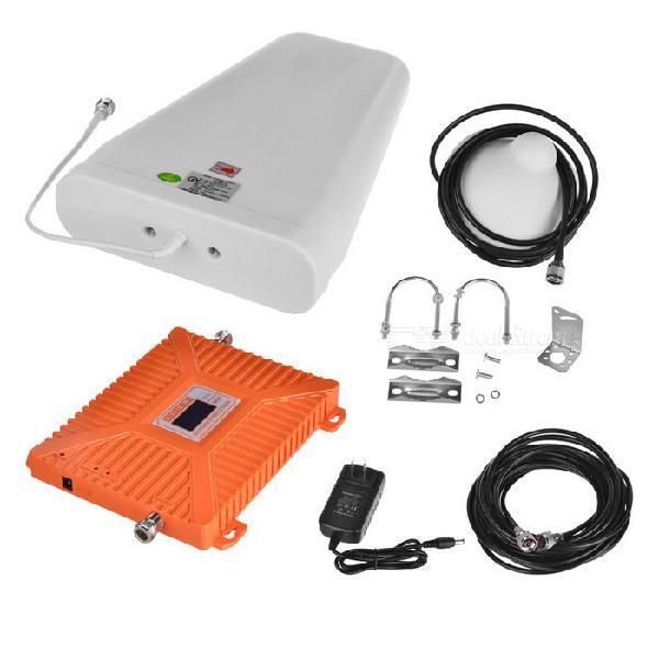 Gsm / 2g 3g 4g mobile phone signal booster - orange (us