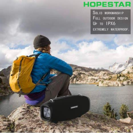 HOPESTAR X 40W MASSIVE POWER Xtreme Bass wireless Portable