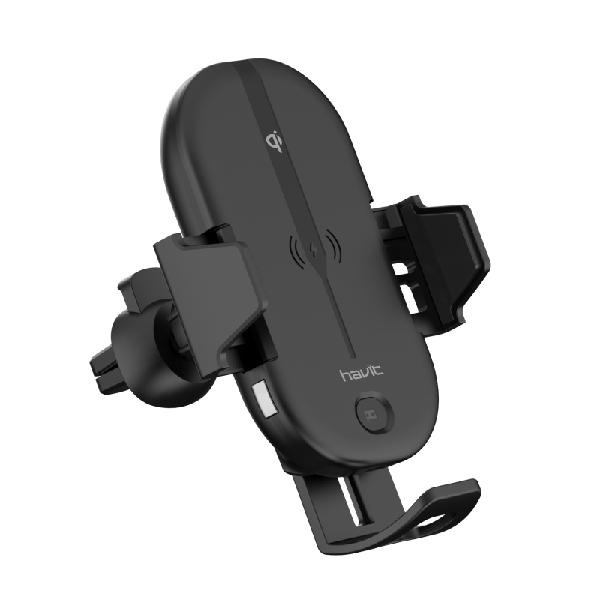Havit WC3000 15W Wireless Car Charger Vent Mount